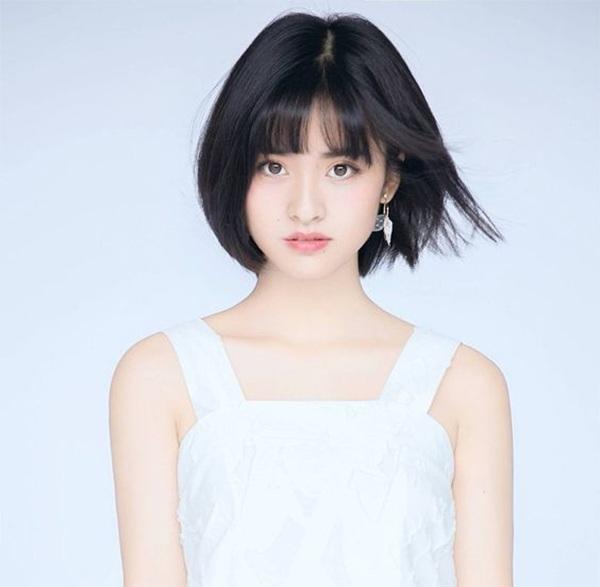 Những kiểu tóc ngắn mái thưa đẹp tự nhiên phù hợp với mọi gương mặt - 5