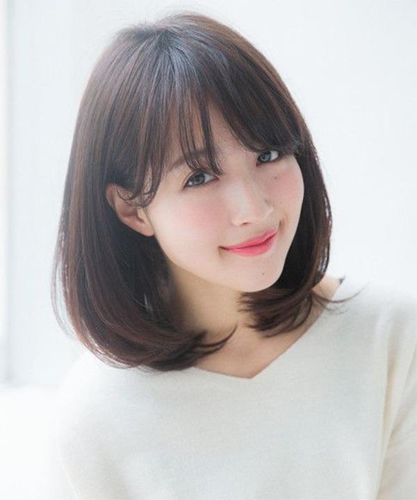 Những kiểu tóc ngắn mái thưa đẹp tự nhiên phù hợp với mọi gương mặt - 6