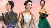 Trên màn ảnh mặc đồ bộ đi nhặt ve chai, ngoài đời Thu Trang xách toàn túi hiệu trăm triệu