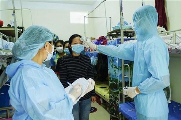 Thêm 2 ca mắc mới COVID-19, nam công nhân mắc bệnh có liên quan đến ổ dịch quán thịt bò
