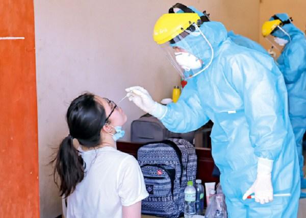 Thêm 11 ca mắc COVID-19, Hà Nội ghi nhận ca nhiễm mới sau 24 ngày từ Đà Nẵng về