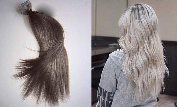 Bảng màu tóc nhuộm đẹp trẻ trung dẫn đầu xu hướng hiện nay - 4