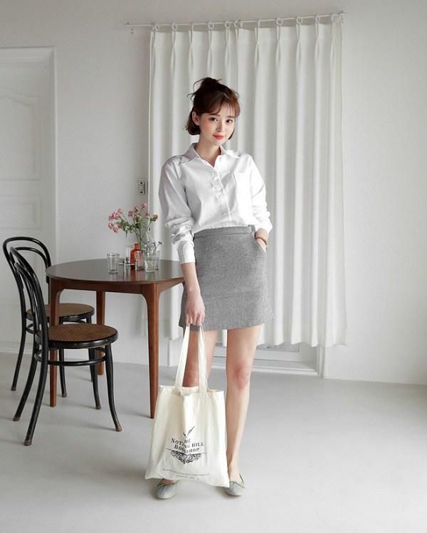 Những trang phục màu trắng chị em nên sở hữu, có thể dùng để phối đồ quanh năm - 8