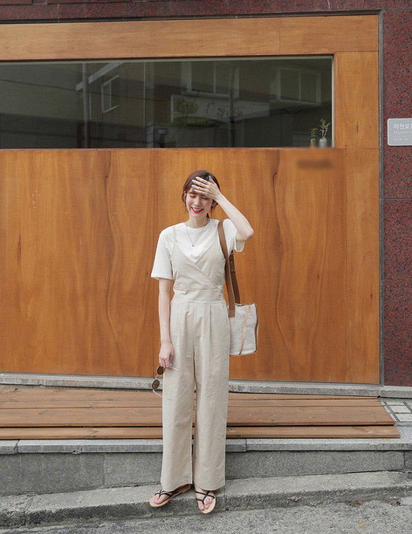 Những trang phục màu trắng chị em nên sở hữu, có thể dùng để phối đồ quanh năm - 4