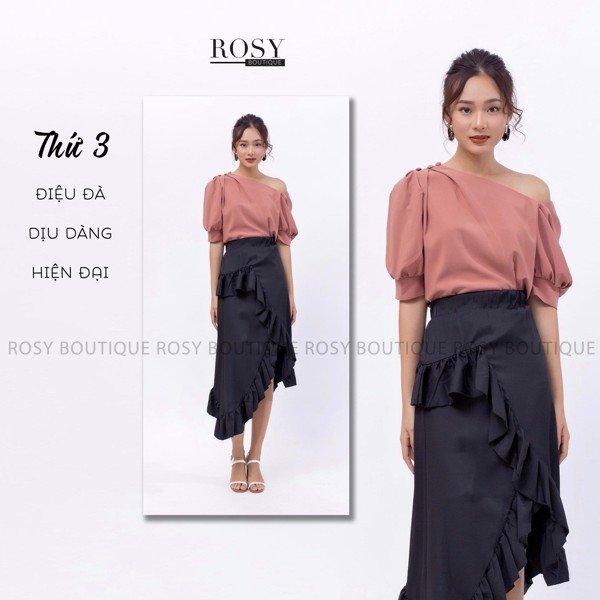 Kế hoạch cả tuần xinh đẹp cho cô nàng công sở - Rosy Boutique - 2
