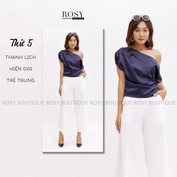 Kế hoạch cả tuần xinh đẹp cho cô nàng công sở - Rosy Boutique - 4