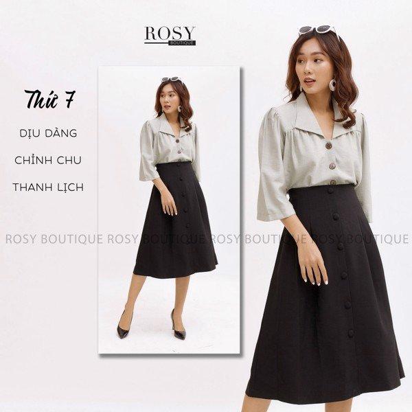 Kế hoạch cả tuần xinh đẹp cho cô nàng công sở - Rosy Boutique - 6