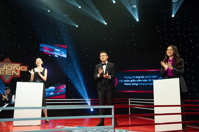 Hot nhất tuần là trận đấu Tóc Tiên - Hương Giang: Giữ đầu lạnh hay tim nóng để thành công? - 2