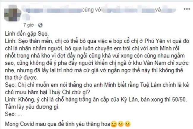 Tình Yêu Và Tham Vọng: Linh bỏ qua cho Tuệ Lâm chỉ để đòi Mặt Sẹo... 50% số amp;#34;hàng trắngamp;#34;? - 1