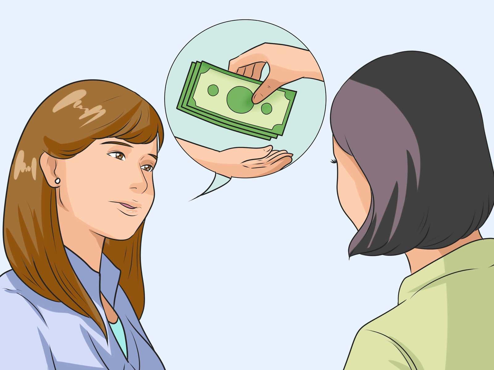 4 cách khéo léo từ chối cho vay tiền giúp người cả nể nhất cũng làm được - 1
