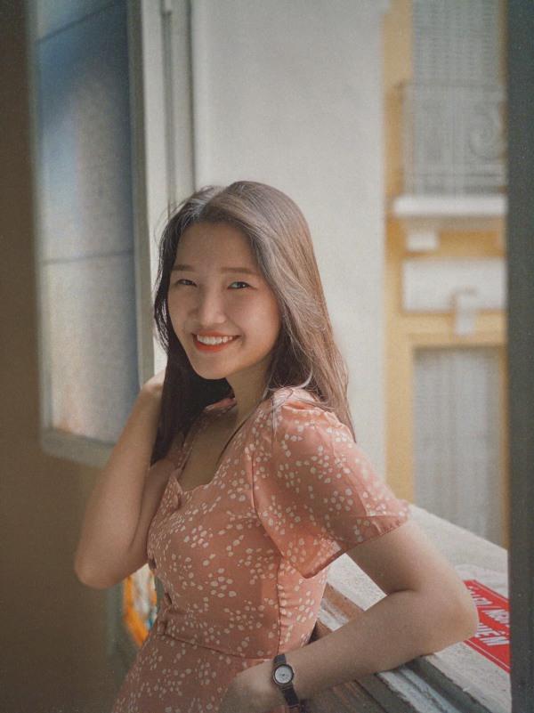 Hot girl xứ quýt thi Hoa hậu Việt Nam, sở hữu vẻ đẹp nhân ái với tà áo dài trắng - 5