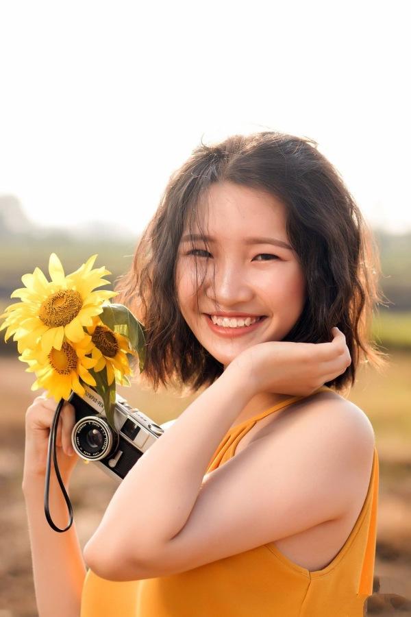 Hot girl xứ quýt thi Hoa hậu Việt Nam, sở hữu vẻ đẹp nhân ái với tà áo dài trắng - 8