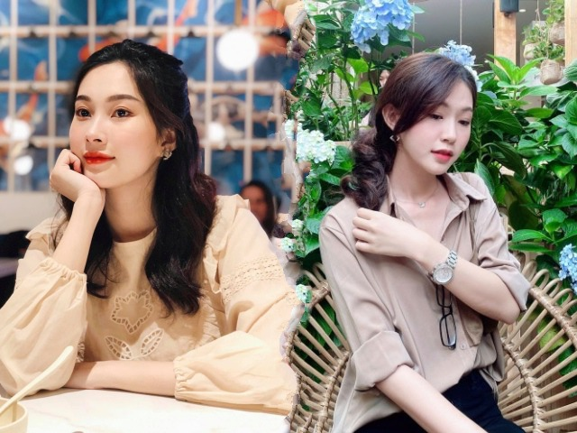Xuất hiện em gái sinh đôi của Đặng Thu Thảo tại Hoa hậu Việt Nam 2020