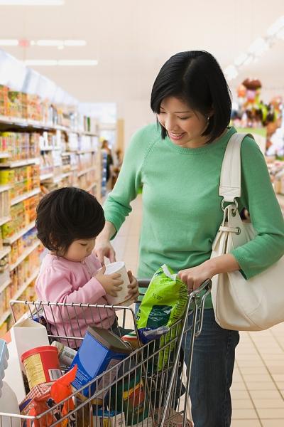 Mẹ Nhật cho con đi siêu thị, đứa trẻ không bao giờ đòi hỏi, mẹ Việt biết sẽ khâm phục - 5