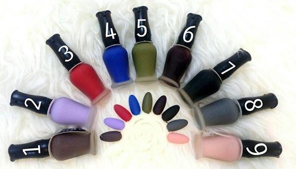 30 mẫu sơn móng tay đẹp nhẹ nhàng dễ thương dẫn đầu xu hướng 2020 - 14