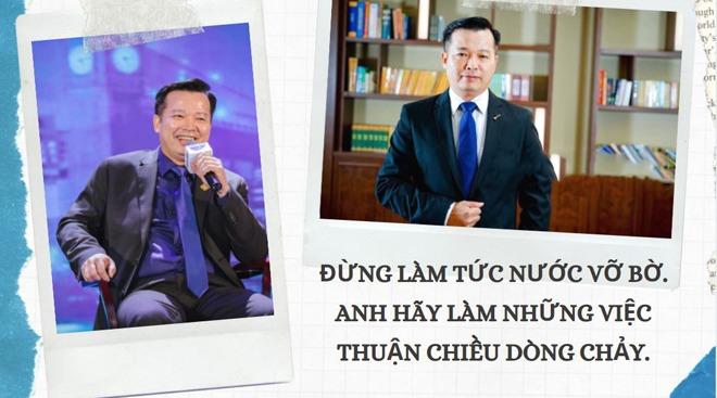 """Đại gia Việt luôn tháo comple mặc đồ công nhân khi cần, từng """"xúi"""" vợ bỏ việc làm kinh doanh - 5"""