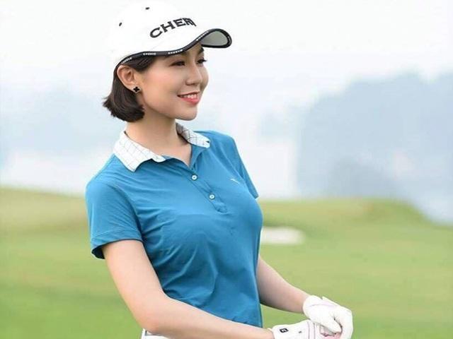 Thời trang sân golf của các mỹ nhân V-biz: cùng 1 công thức nhưng mỗi người mỗi vẻ - 1