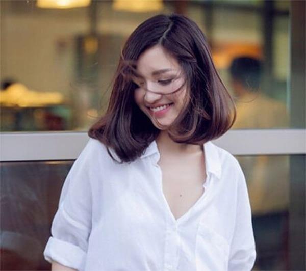 20 kiểu tóc ngang lưng đẹp trẻ trung nữ tính hot nhất hiện nay - 7
