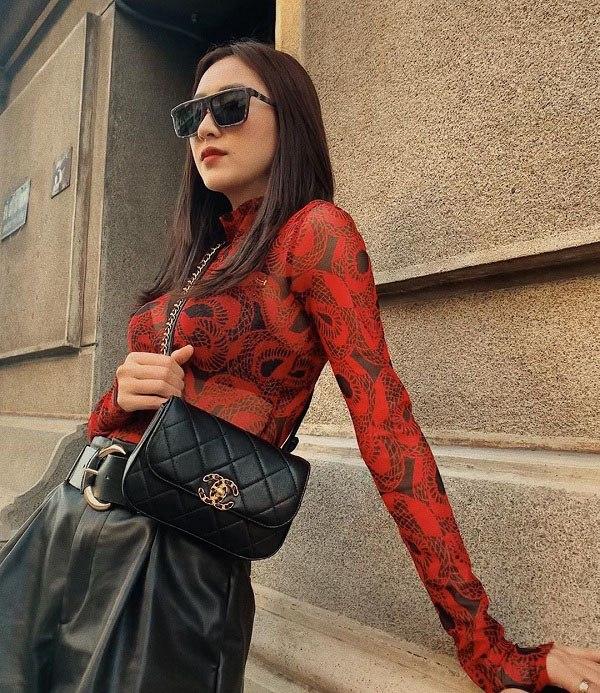 Khi dàn mỹ nhân Việt diện áo ôm sát dài tay: người đẹp cuốn hút, người lại thành thảm họa - 3