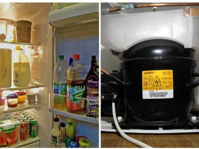 Tủ lạnh có dấu hiệu này cảnh báo đang hết gas, phải thay ngay kẻo hỏng