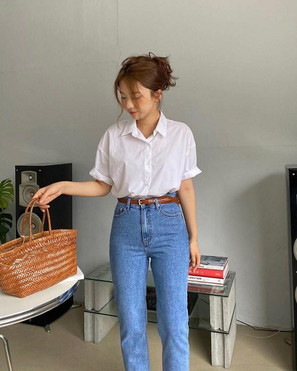 Diện quần đi làm không hề cứng nhắc, nàng công sở thừa sức mặc đẹp nhờ những công thức này - 5