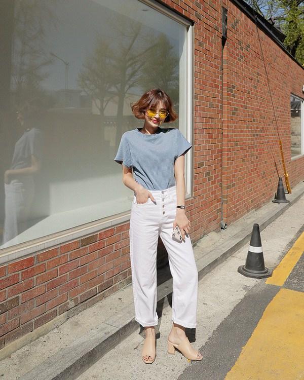 Diện quần đi làm không hề cứng nhắc, nàng công sở thừa sức mặc đẹp nhờ những công thức này - 9
