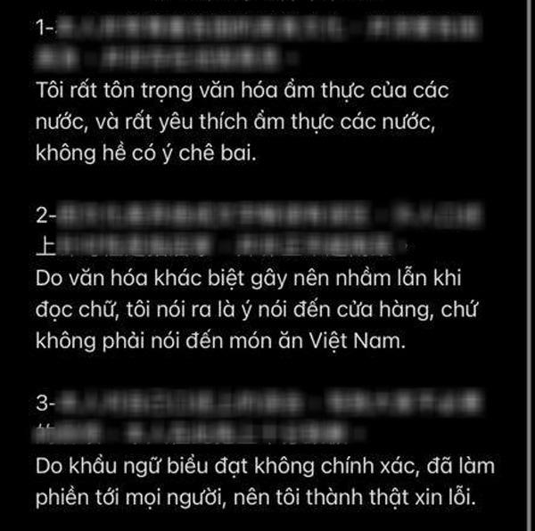 Chê bai phở Việt Nam có amp;#34;mùi hôi chânamp;#34;, hotboy Trung Quốc bị dân mạng Việt kịch liệt phản pháo - 5