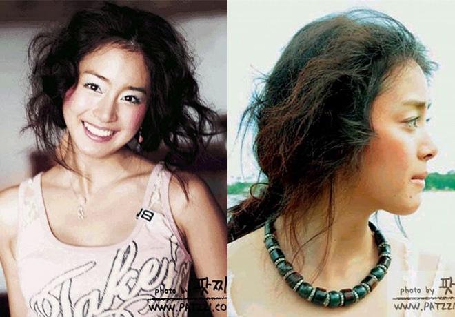 Kim Tae Hee bị amp;#34;đào mộamp;#34; ảnh thời còn amp;#34;hai lúaamp;#34;, nhìn xuống bụng ngấn mỡ ai cũng ngỡ ngàng - 6
