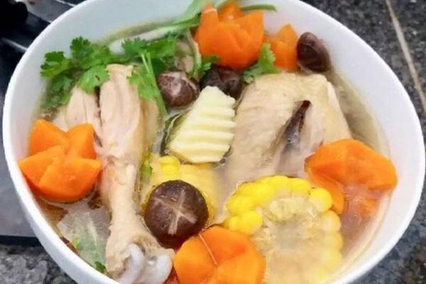 Cách nấu canh gà thơm ngọt bổ dưỡng đơn giản dễ làm - 6