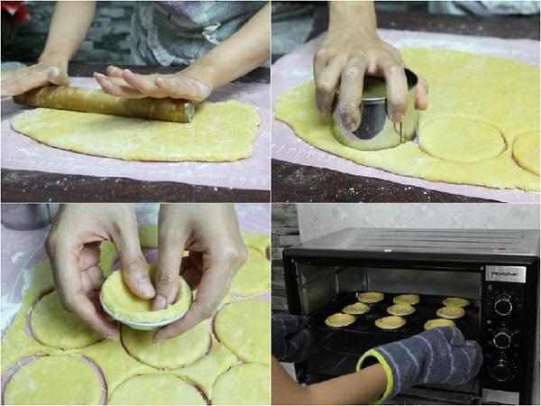 2 cách làm bánh trứng béo ngậy cực đơn giản tại nhà - 8