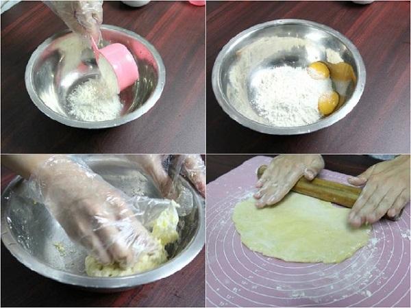 cách làm bánh trứng sữa hấp | Món Miền Trung