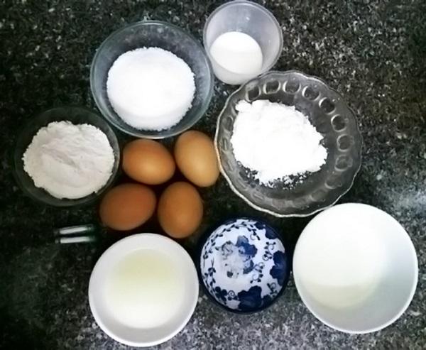 2 cách làm bánh trứng béo ngậy cực đơn giản tại nhà - 1