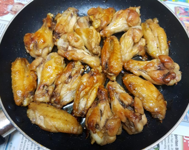 Cách làm cánh gà chiên giòn ngon đơn giản tại nhà - 5