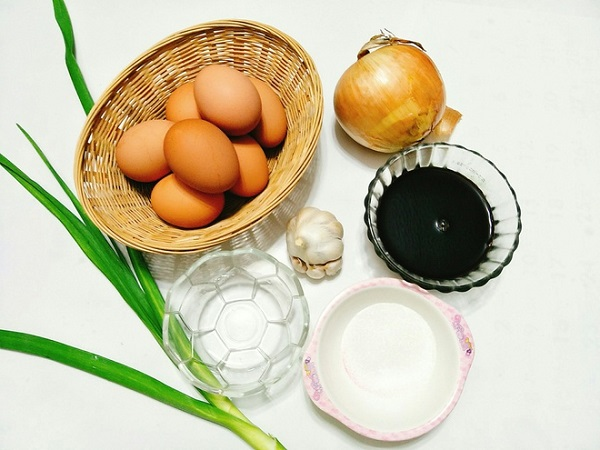 Cách làm trứng ngâm tương Hàn Quốc cực ngon