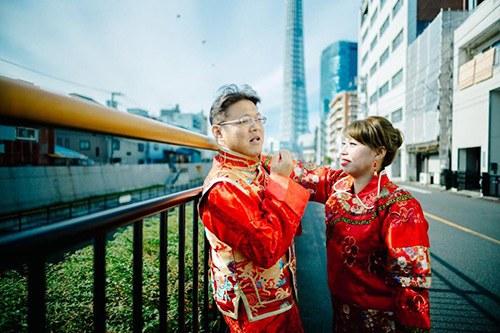 Cặp đôi chi tiền sang nước ngoài chụp ảnh cưới, cái kết khóc thét, về mang giấu vội - 13