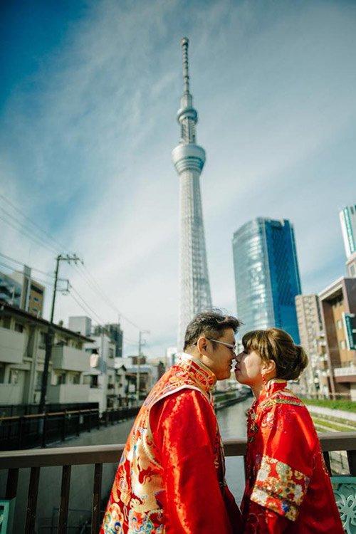 Cặp đôi chi tiền sang nước ngoài chụp ảnh cưới, cái kết khóc thét, về mang giấu vội - 17