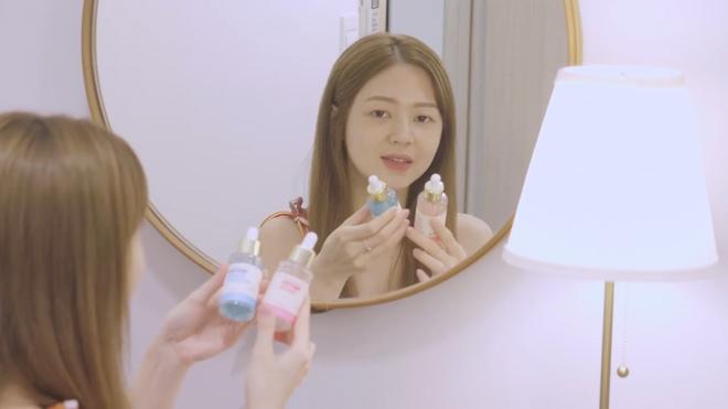 """""""Bóc mẽ"""" quy trình dưỡng da của ca sĩ Liz Kim Cương - 5"""