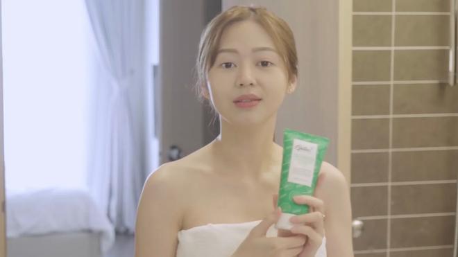 """""""Bóc mẽ"""" quy trình dưỡng da của ca sĩ Liz Kim Cương - 2"""