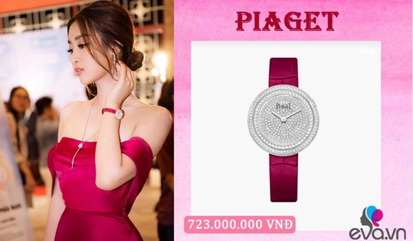 Đỗ Mỹ Linh: Hoa hậu nghèo nhất Vbiz đến mỹ nhân hàng hiệu không kém một ai - 19