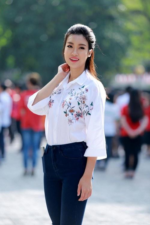 Đỗ Mỹ Linh: Hoa hậu nghèo nhất Vbiz đến mỹ nhân hàng hiệu không kém một ai - 7