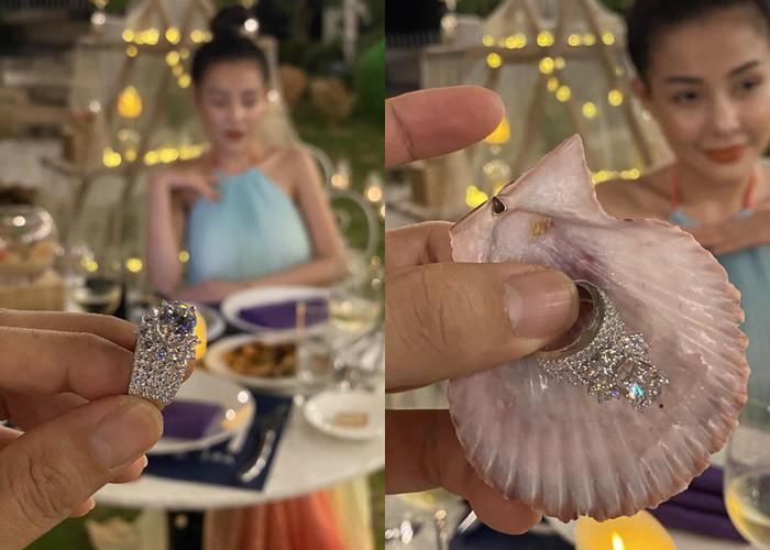 Giá trị thật của chiếc nhẫn amp;#34;siêu to khổng lồamp;#34; Lương Bằng Quang dùng cầu hôn Ngân 98 - 3