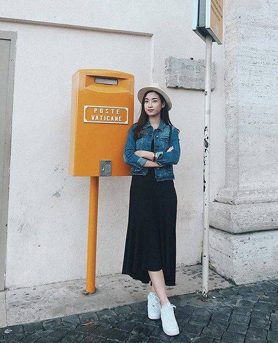 Đỗ Mỹ Linh: Hoa hậu nghèo nhất Vbiz đến mỹ nhân hàng hiệu không kém một ai