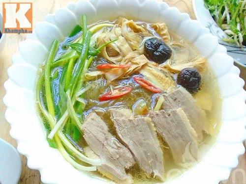 5 món nước vừa ngon lại dễ ăn cho cuối tuần oi nóng, chán cơm - 6