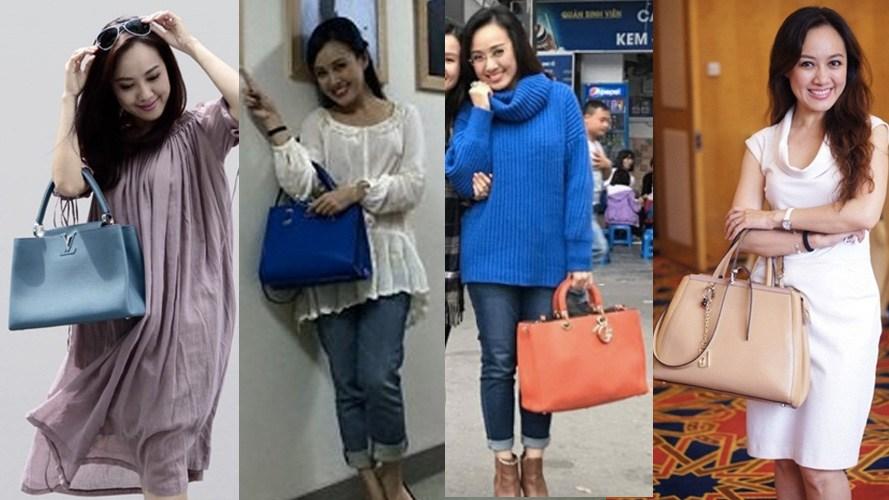 Soi gout ăn mặc của các BTV VTV: người mê sắm hàng hiệu, người quanh năm chỉ diện áo dài - 12