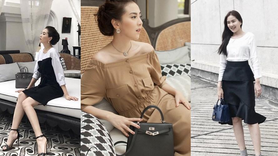 Soi gout ăn mặc của các BTV VTV: người mê sắm hàng hiệu, người quanh năm chỉ diện áo dài - 7