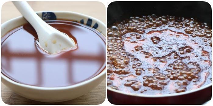 Rim, kho mãi cũng chán, đem sườn sốt chua ngọt thế này cả nhà ăn amp;#34;bayamp;#34; cả nồi cơm - 5