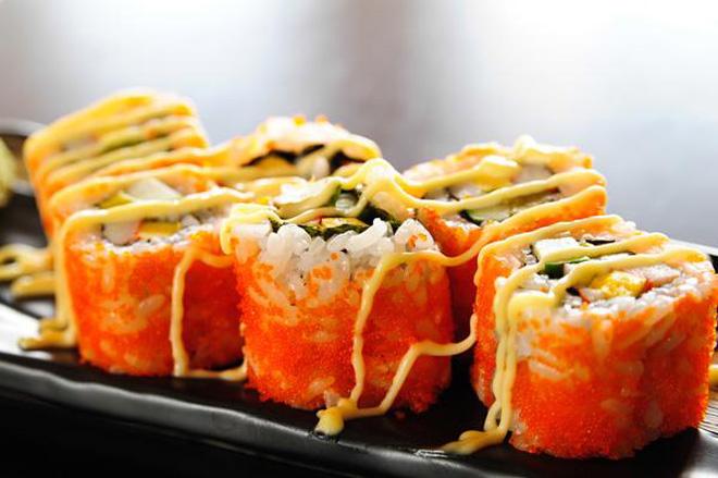 """Top 5 món sushi """"vạn người mê"""" của đất nước mặt trời mọc - 2"""
