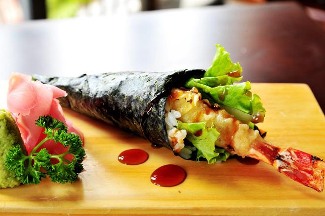"""Top 5 món sushi """"vạn người mê"""" của đất nước mặt trời mọc - 3"""