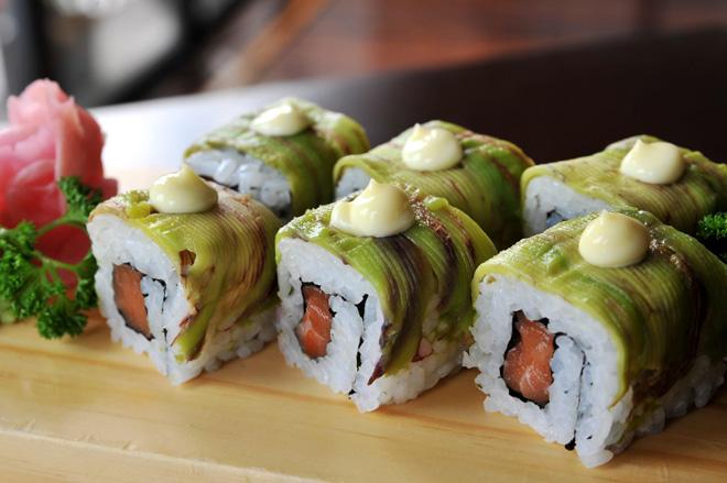 """Top 5 món sushi """"vạn người mê"""" của đất nước mặt trời mọc - 4"""