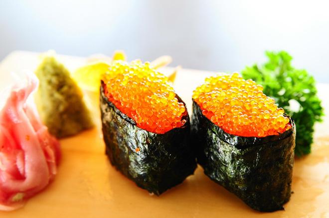 """Top 5 món sushi """"vạn người mê"""" của đất nước mặt trời mọc - 5"""